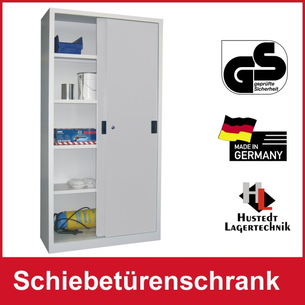schiebet renschrank 195x100x40 cm neuware frei haus ebay. Black Bedroom Furniture Sets. Home Design Ideas