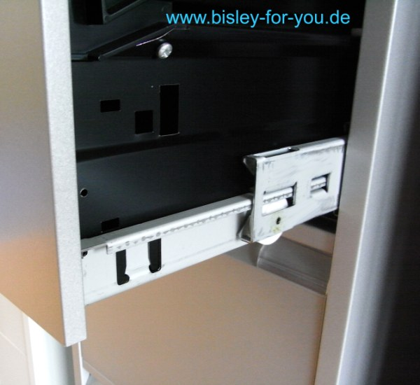 bisley office h ngeregistraturschrank 4 schubladen schwarz ebay. Black Bedroom Furniture Sets. Home Design Ideas