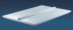 META CLIP Zusatzboden 1250 x 600 zweiseitig, lichtgrau