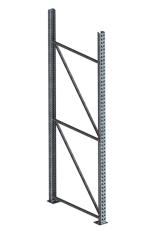 META MULTIPAL Ständerrahmen 2700 x 1100 mm