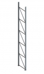 META MULTIPAL Ständerrahmen 6000 x 1100 mm