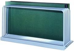 SCHULTE Blech- und Plattenregal 1000x2030x560 mm